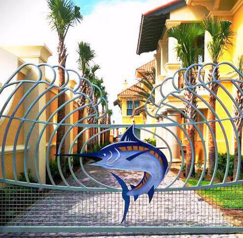Home Page Quality Gates And Openers Panama City Fl